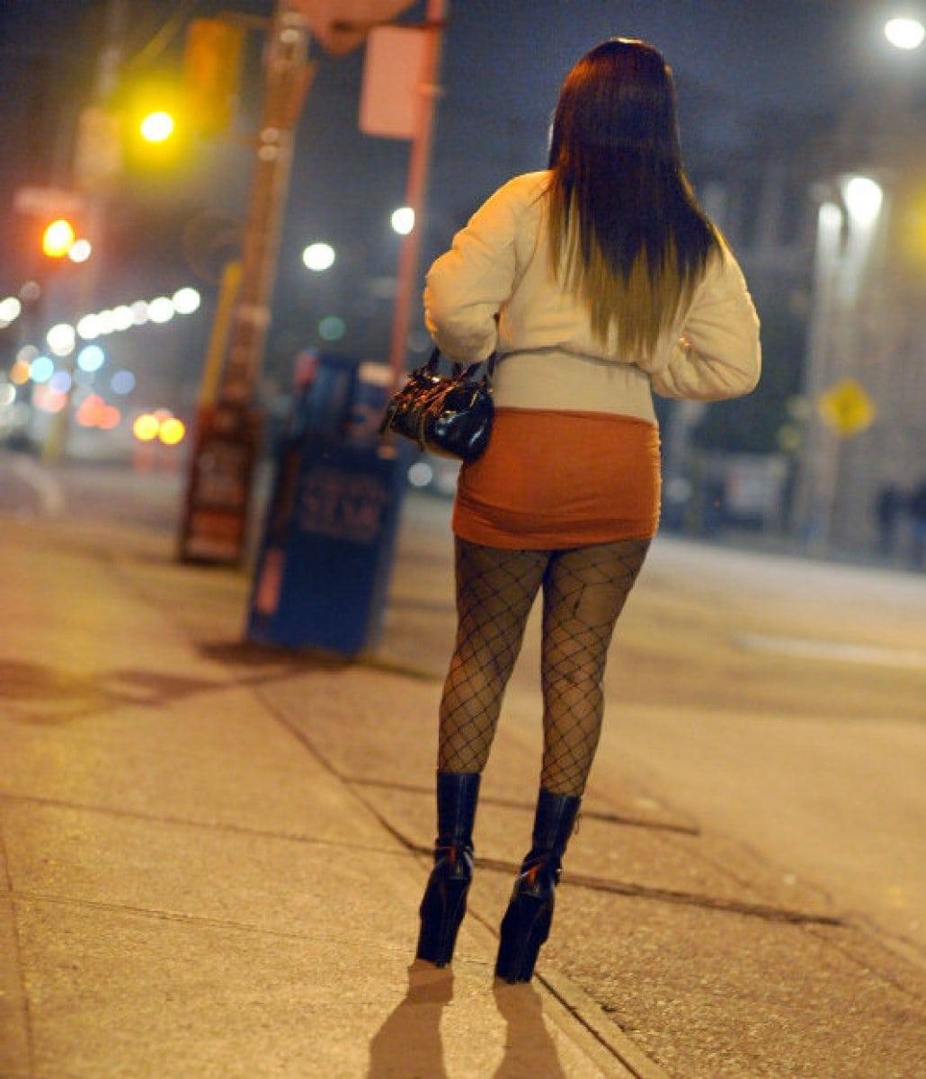 Asian Street Hooker Porn