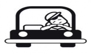 In some circumstances you could be charged with a criminal offence for sleeping in your car.