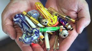 Possession of drug paraphernalia in and of itself is not a criminal offence .