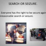 Section 8 of the Charter of Rights and Freedoms: Search and Seizure