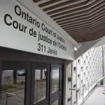 Toronto Youth Court at 311 Jarvis Street to Close
