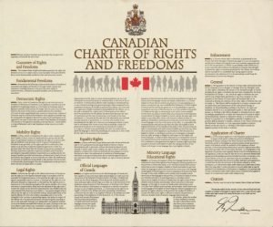 Charter of Rights an Freedoms