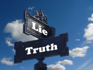 You can be charged with criminal offences for lying to the police.