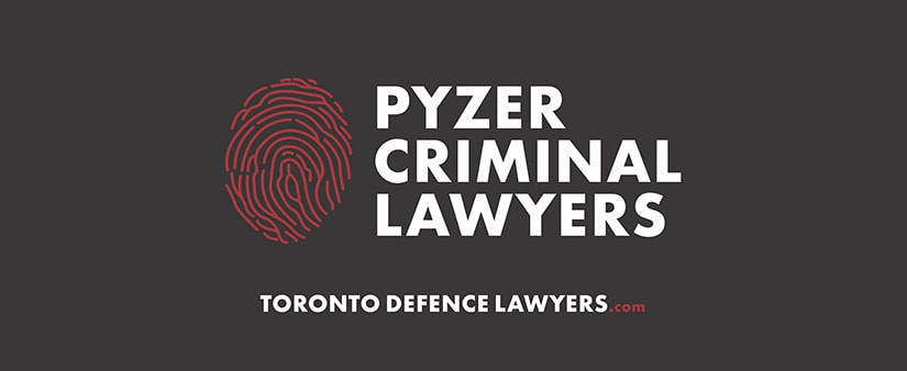 pyzer criminal lawyers wide logo signage