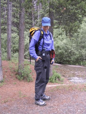 wilderness preparation
